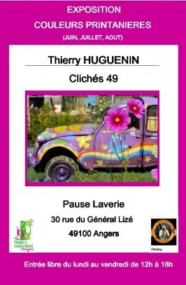 «Pause laverie» s'expose!