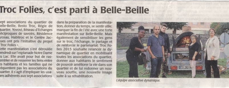 article Troc Folies belle-beille