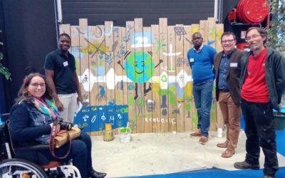 La Régie de Quartiers d'Angers s'engage dans la transition écologique solidaire